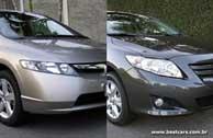 Civic vs. Corolla