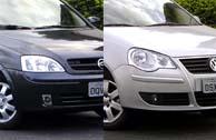 Corsa Premium vs. Polo Comfortline