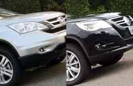 Honda CR-V vs. VW Tiguan