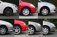 Vectra x Tiida x Golf x 307 x Stilo x C4 x Focus